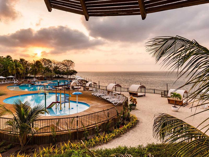 Hotel Isla del Encanto 0